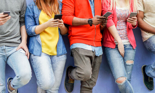 image: Innførte mobilforbud. Har fått mindre mobbing