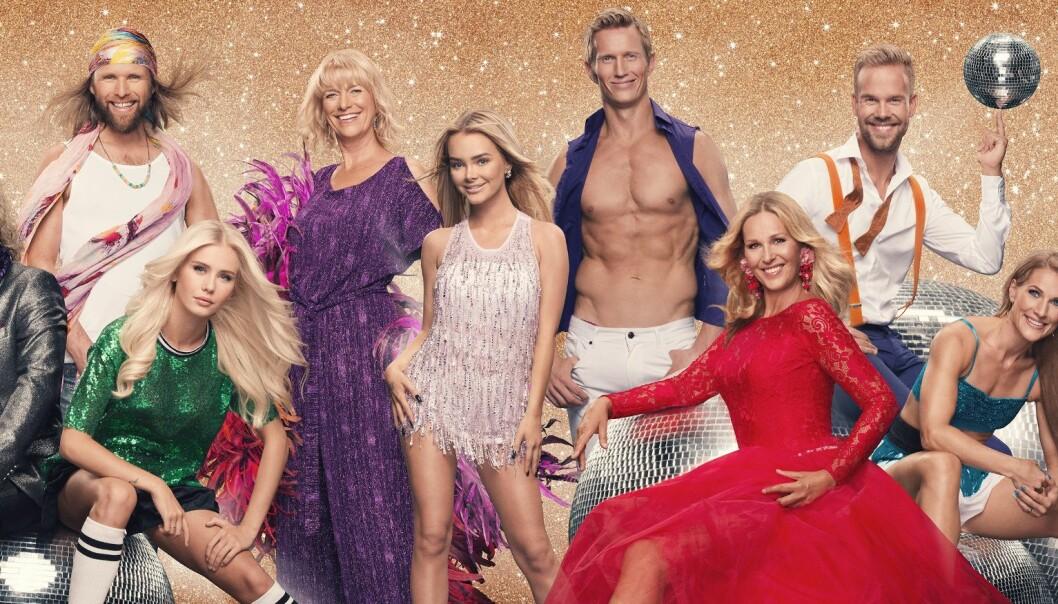 Dette er årets «Skal vi danse»-kjendiser