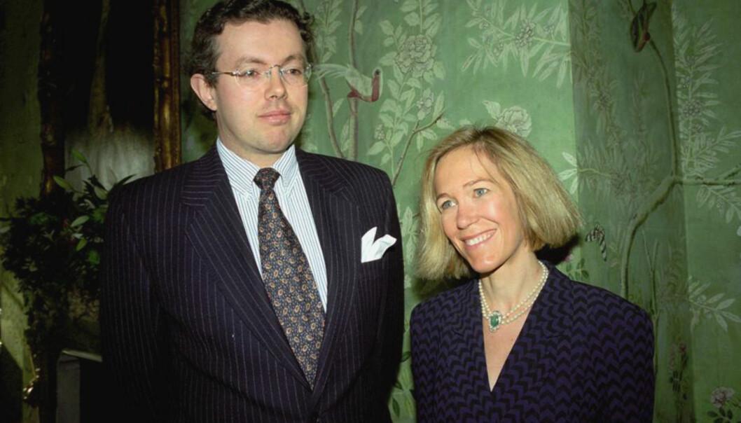 MILLIARDÆRENES NARKOTIKAMISBRUK FIKK KONSEKVENSER: Eva og Hans Kristian Rausings ekteskap besto av voldsomme mengder narkotika. De to møttes på en rehabiliteringsklinikk i USA, og giftet seg i 1992. 20 år senere døde hun som følge av narkotikamisbruket. FOTO: NTB Scanpix