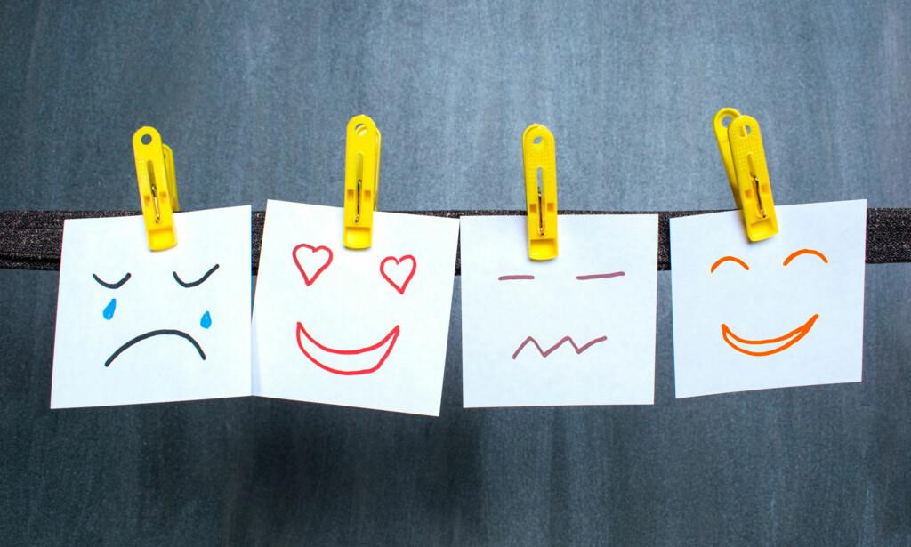 EN PSYKISK LIDELSE: Personlighetsforstyrrelser kan ha ulike uttrykk. Tanker, følelser og reaksjoner er annerledes enn normen til et gjennomsnittmenneske. Foto: NTB Scanpix / Shutterstock