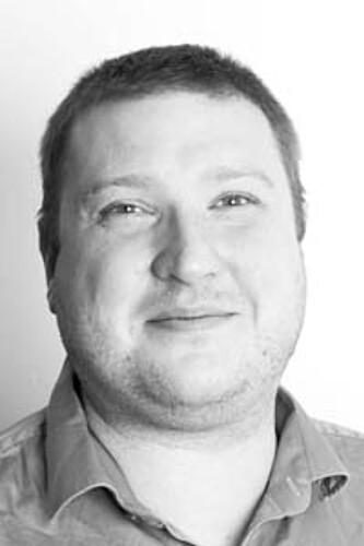 <strong>EKSPERT:</strong> Finn Jarle Kvalheim, journalist i Tek.no. Foto: Tek.no.