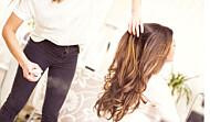 - Veldig mange bruker feil produkter til håret sitt