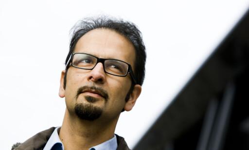 KRITISK: Menneskerettsforkjemper Mahmood Amiry-Moghaddam sier Sandbergs deltakelse på feiringen av revolusjonsdagen er et klart politisk signal.  Foto: Berit Roald / NTB Scanpix