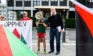 image: Israelsk domstol går inn for å selge norsk båt på vei til Gaza