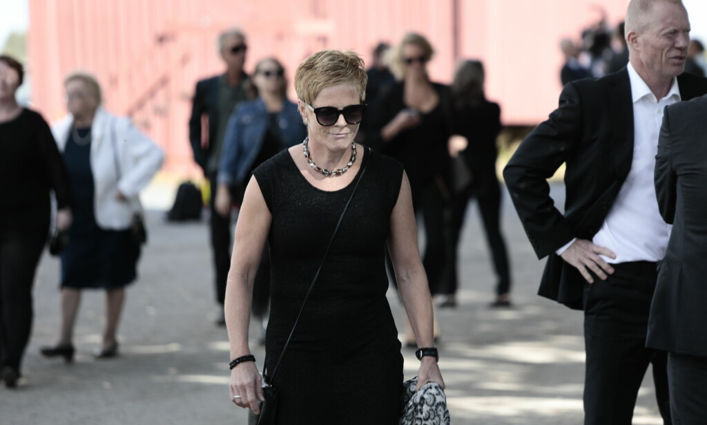 MINNES LAGVENNINNA: Hilde Gjermundshaug Pedersen. Foto: Nina Hansen/Dagbladet