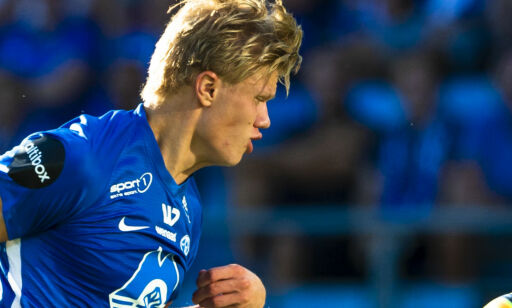 image: TV 2: Håland signerer for Salzburg, fullfører sesongen i Molde