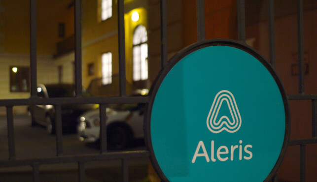 ALERIS: Aleris Ungplan & BOI er en av flere underselskaper som har lokaler på Frogner i Oslo. Foto: Tori Aarseth.