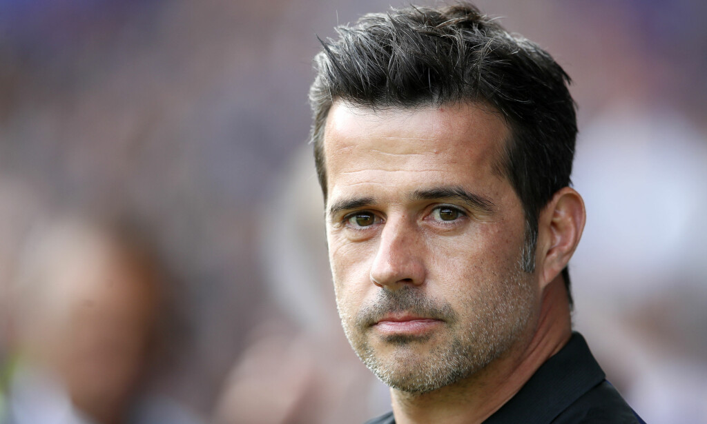 IKKE GODT LIKT: Marco Silva gikk fra Watford og leder nå Everton. Foto: NTB Scanpix