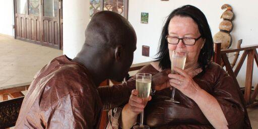 image: Maire (73) kjemper for opphold for sin tredje gambiske ektemann