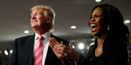 image: Hun var blant Trumps nærmeste: - Han er en rasist, narsissist og kvinnehater