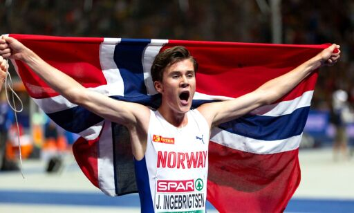 image: Norge blir kalt «vidunderbarnas land». Forbauser Sveits, Kina og Gjert Ingebrigtsen
