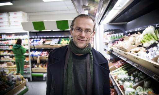 Birger Svihus. Foto: Lars Eivind Bones