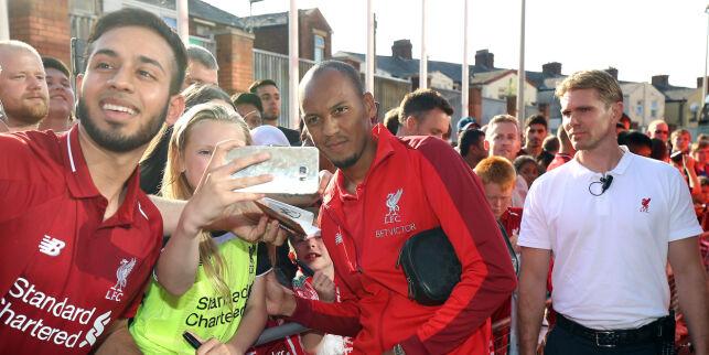 image: Storsigneringen var lenge nervøs: - Bekymret for fansens reaksjon