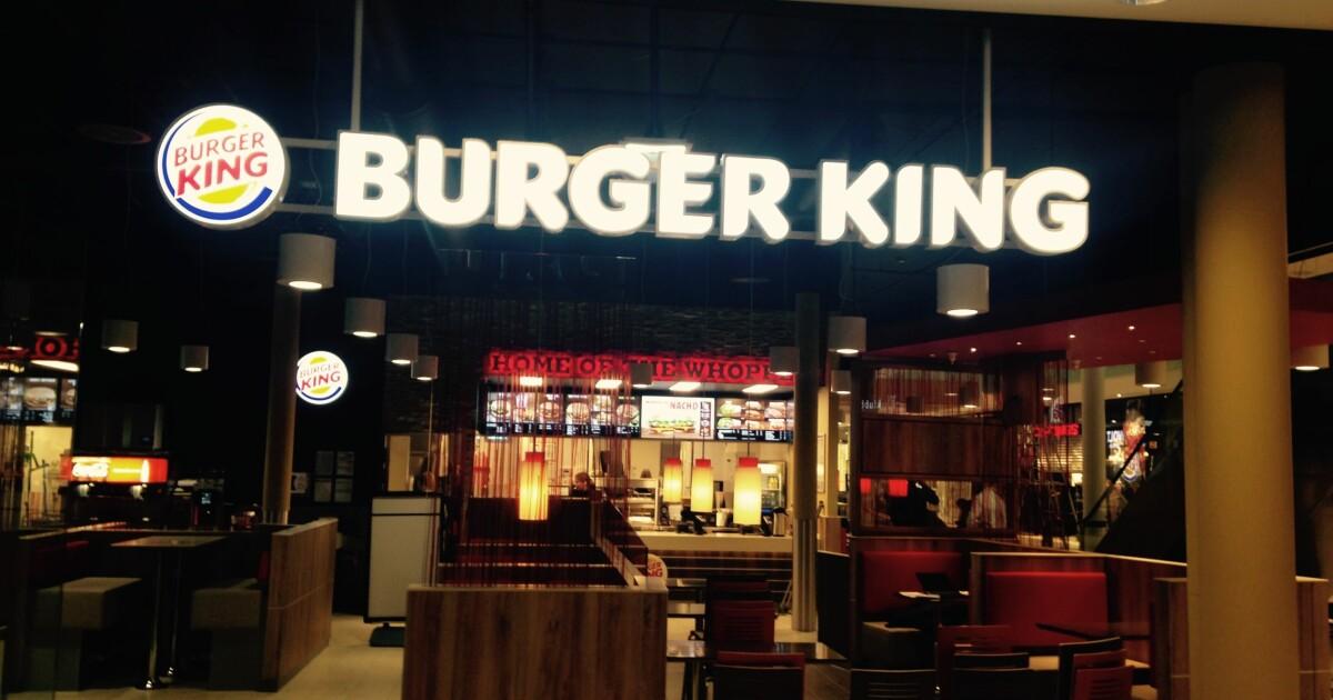 burger king digernes