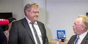 image: Et opplagt valg som erstatter for Per Sandberg