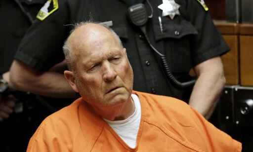 image: «The Golden State Killer» siktet for enda et drap