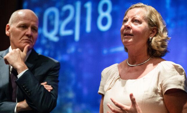 image: NRK: Telenor-sjefen prøvde å bytte ut Berit Svendsen