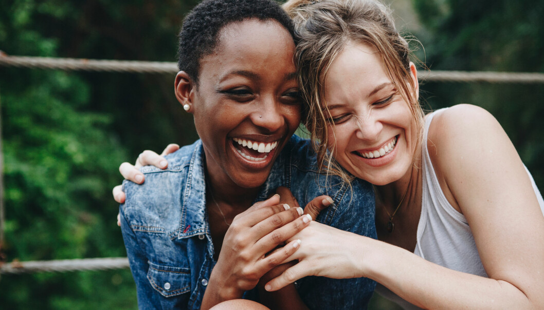 ORGASME: En amerikansk undersøkelse viser at lesbiske kvinner får oftere orgasme enn heteroseksuelle kvinner. FOTO: NTB Scanpix