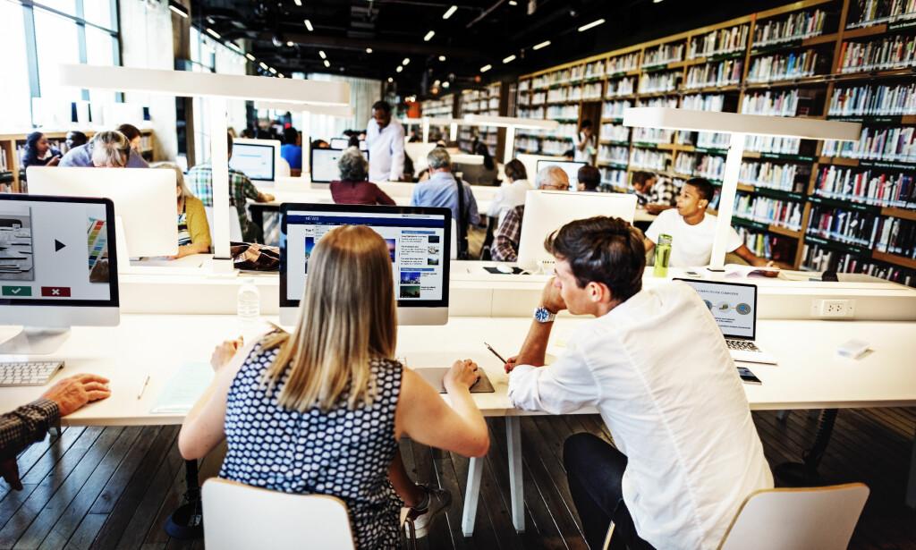 UTDANNING: Norges viktigste ressurs er menneskene, og en høyt utdannet befolkning har stor betydning for vekst og velstandsnivå i Norge, skriver artikkelforfatter. Foto: Rawpixel.com / Shutterstock / NTB scanpix