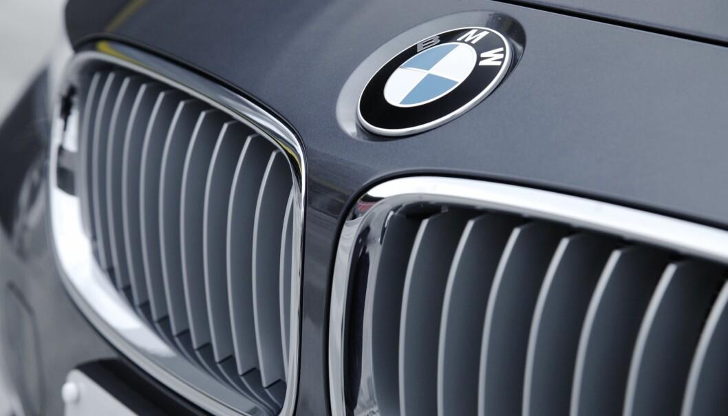 <strong>MEST ETTERSØKT:</strong> BMW er det merket flest søker etter, i bilannonsene på Finn.no Foto: NTB scanpix