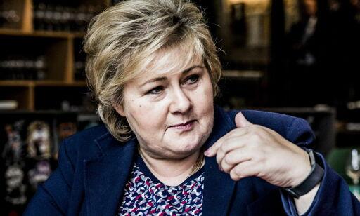 image: Alle skjønner at Erna Solberg bløffer i abortsaken