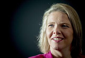 image: Sylvi Listhaug sier ja til å overta