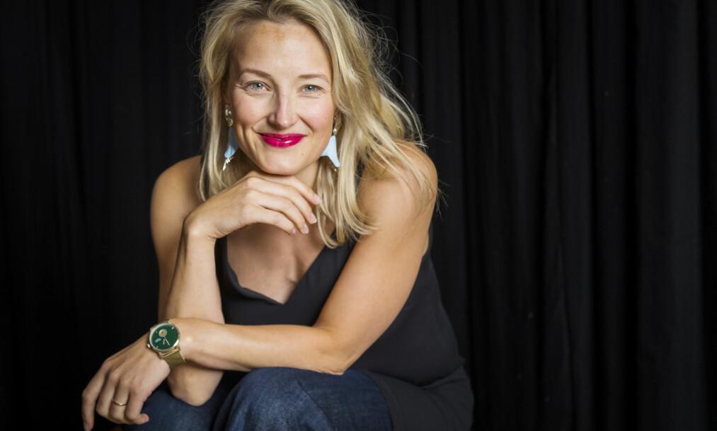 <strong>SONJA HENIE FILM:</strong> Skuespiller Ine Marie Wilmann portretterer kunstløper Sonja Henie i kinofilmen «Sonja». Den har premiere første juledag. FOTO: Heiko Junge / NTB scanpix