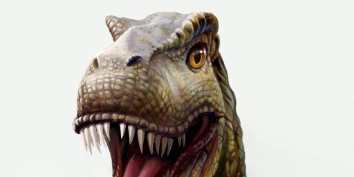 image: Hva er greia mellom dinosaurene og våre søte små?
