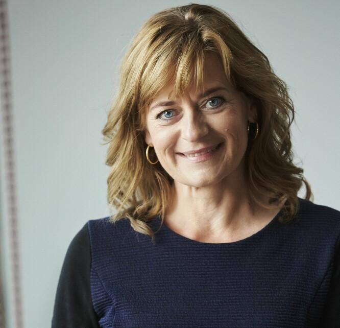 EKSPERTEN: Birgitte Hansen er såkalt pengementor, og har definert de 10 mest typiske pengetypene.