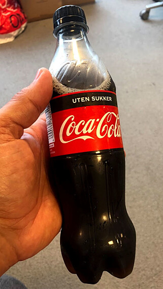Erstattes av Coca-Cola uten sukker - Coca-Cola zero sugar forsvinner - DinSide