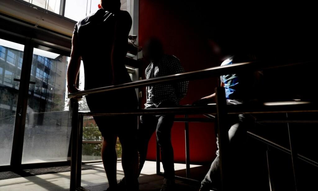 Går til søksmål: «Daniel», «Marius» og «Zafer» er tre av 17 som går til sak mot Aleris for brudd på arbeidsmiljøloven. Foto: Siv Seglem / Dagbladet.