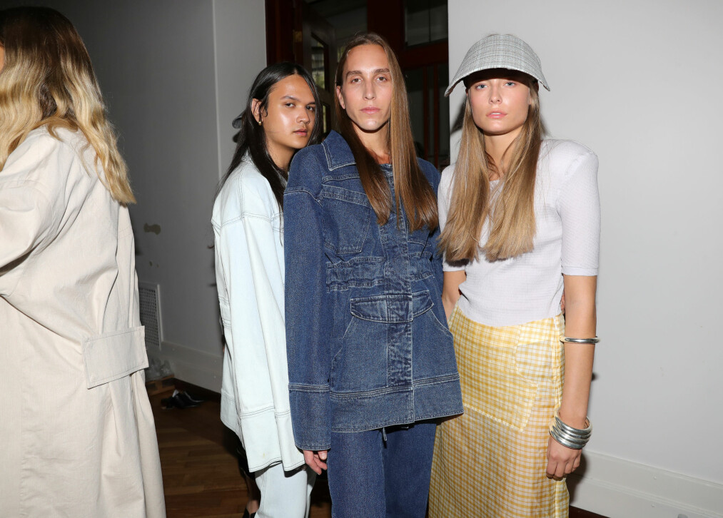 OSLO RUNWAY: Moiré får skryt av KKs ansvarlige redaktør for valg av modeller. Foto: Getty Images