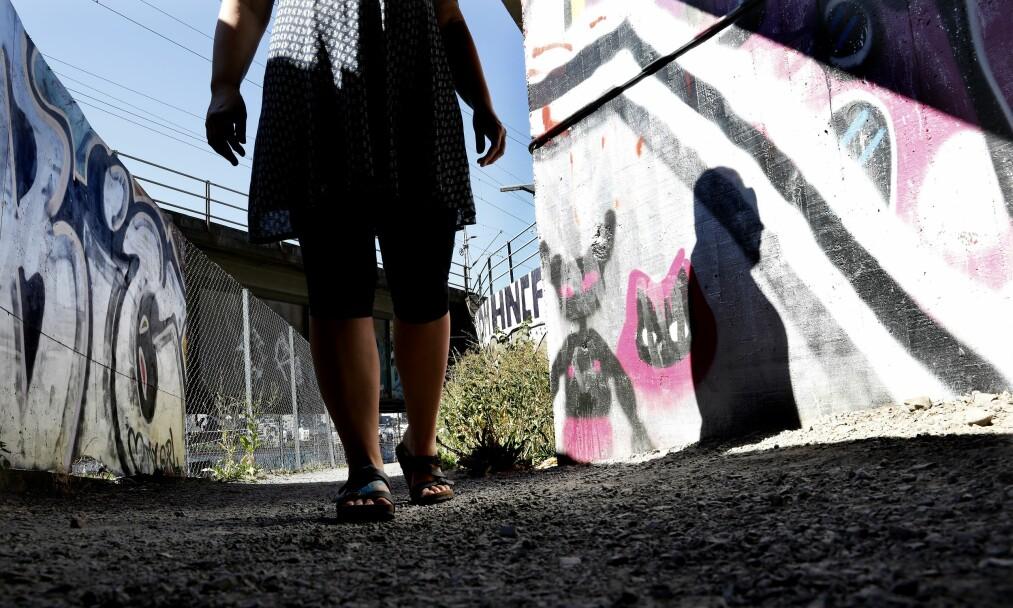 """<strong>BLE IKKE HØRT:</strong> Læreren ved Oslo-skolen """"sier de raskt skjønte at de måtte ha ekstra"""" hjelp for å håndtere femteklassingen, men at hjelpa aldri kom. Foto: Kristin Svorte"""