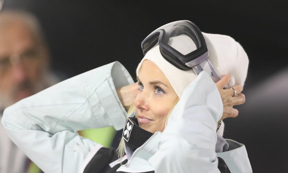 STJERNE: Silje Norendal har fått mye oppmerksomhet for sitt vakre utseende. Her avbildet under en konkurranse i november 2017. Foto: Splash News
