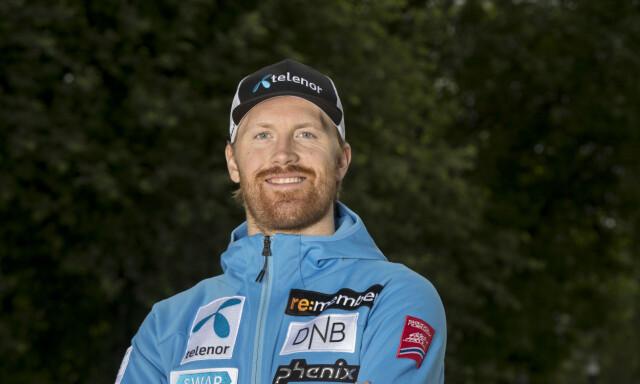 5fb25a29 BEDRING: Leif Kristian Nestvold-Haugen pådro seg et brudd i ryggen i sommer.