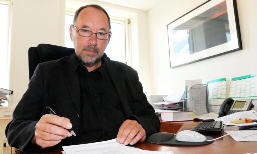 POSITIV: Tor Langbach, tidligere direktør i Domstoladministrasjonen, har tro på den nye ordningen. Foto: Ned Alley