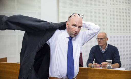 JURYMANN: Brynjar Meling har vært forsvarer i flere jurysaker. Han mener den store svakheten er at juryen ikke gir noen begrunnelse for sin avgjørelse. Foto: Bjørn Langsem / Dagbladet