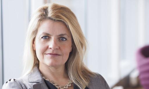 VIRKE: Inger Lise Blyverket mener det kan bli vanskeligere for bedriftene uten forskriften. Foto: Virke