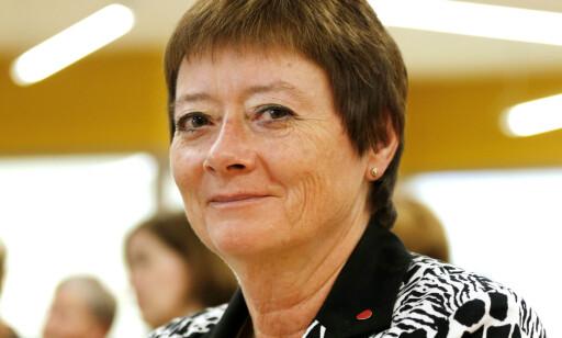 ÅPEN FOR OMKAMP: Lise Christoffersen og Arbeiderpartiet vil ha mer fakta på bordet først. Foto: Erlend Aas / NTB scanpix