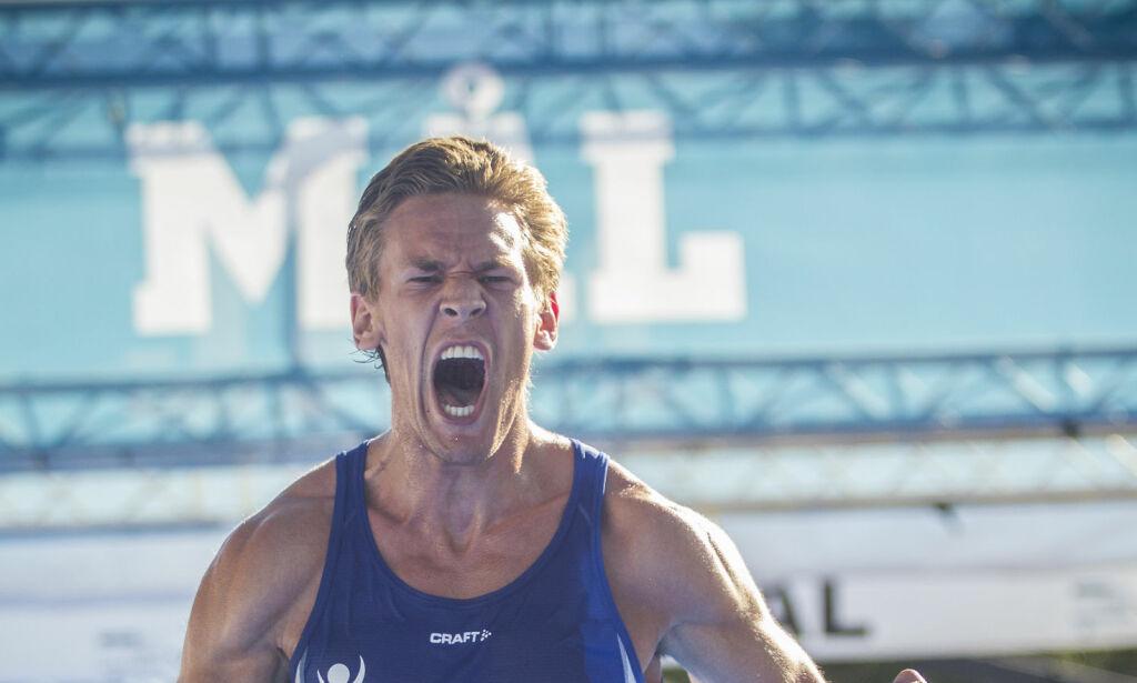 image: Tre uker igjen til maraton - slik prikker du inn formen