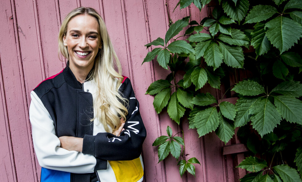 SKAL LEDE «IDOL»: Etter fire år som programleder for «Jakten på kjærligheten» er Katarina Flatland nå klar for å lede «Idol». Det krevde at hun satte medisinstudiene på vent. Foto: Christian Roth Christensen