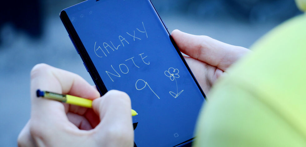 image: Skuffende lite nytt med Samsungs nyeste flaggskip