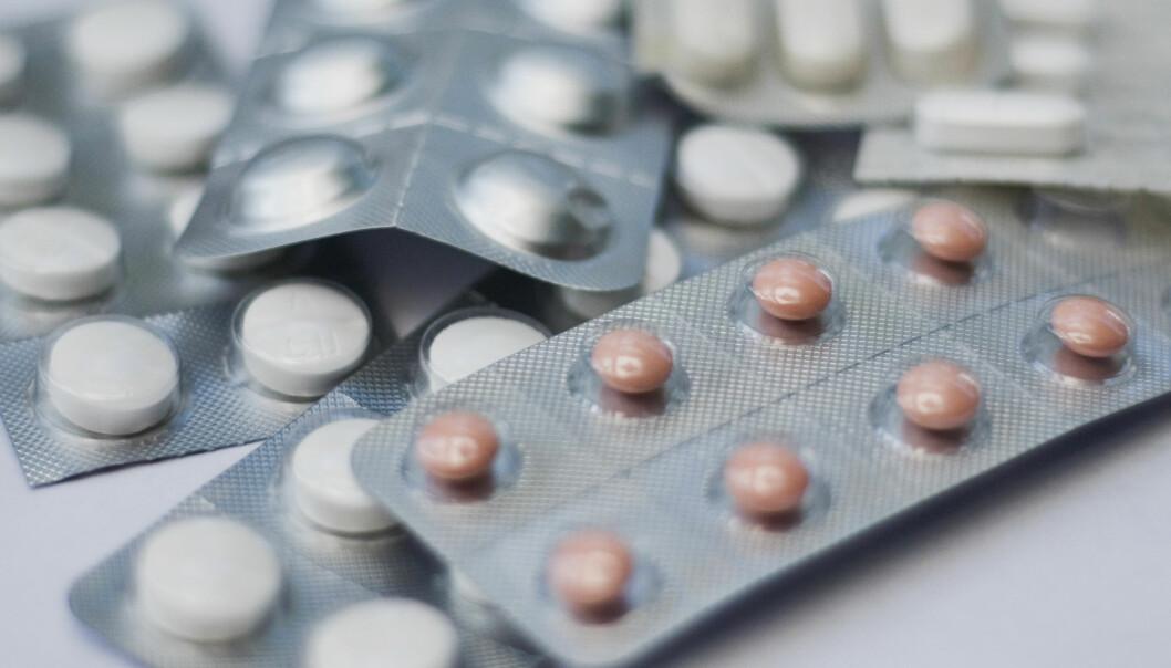 SENDES ANONYMT: Medisiner må sendes i lukkede pakker der taushetsbelagte informasjon ikke synes, sier Legemiddelverket. Foto: Fotolia