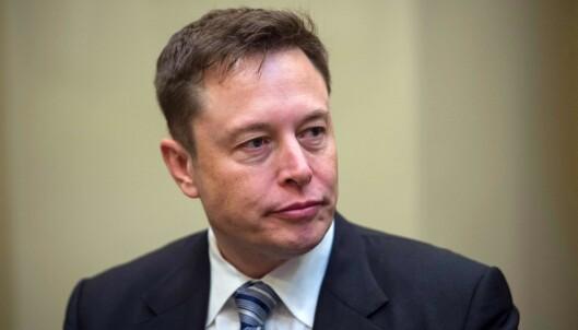 Elon Musk slo hodet i Tesla-panser