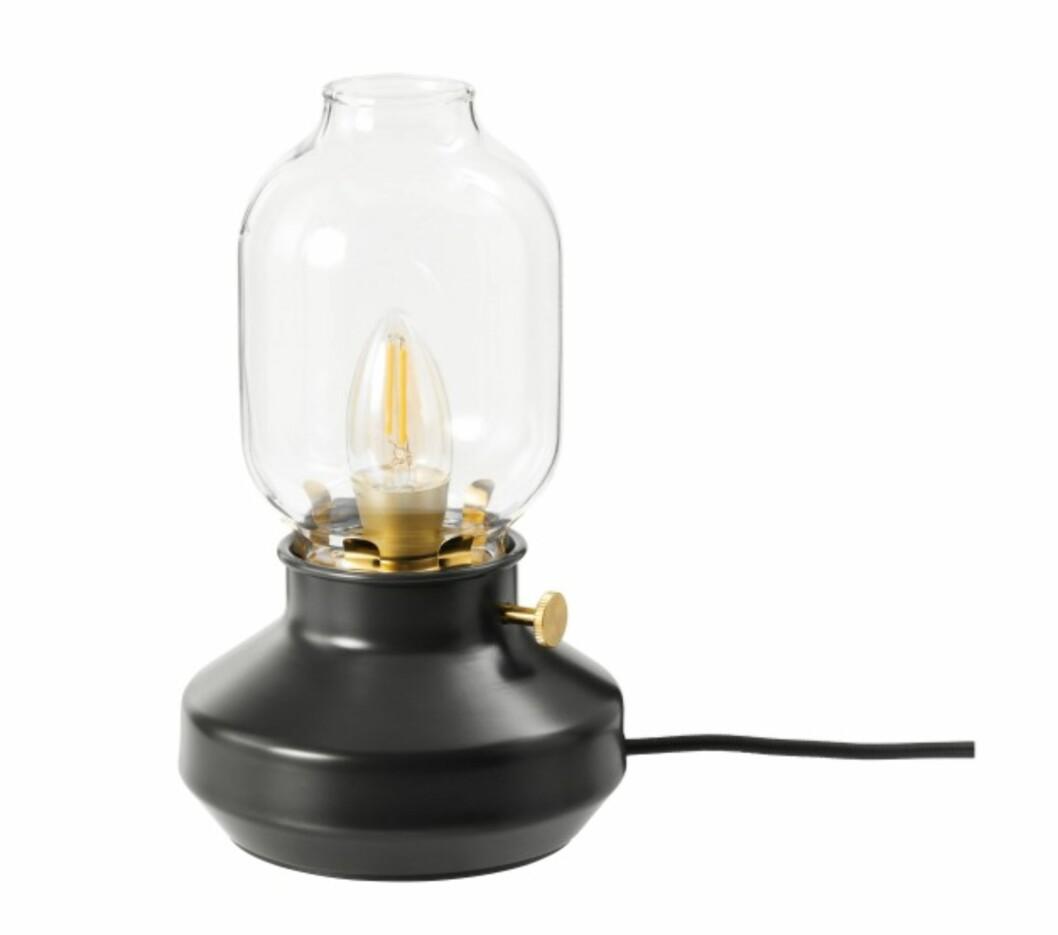 Bordlampe fra Ikea |199,-| https://www.ikea.com/no/no/catalog/products/60323894/