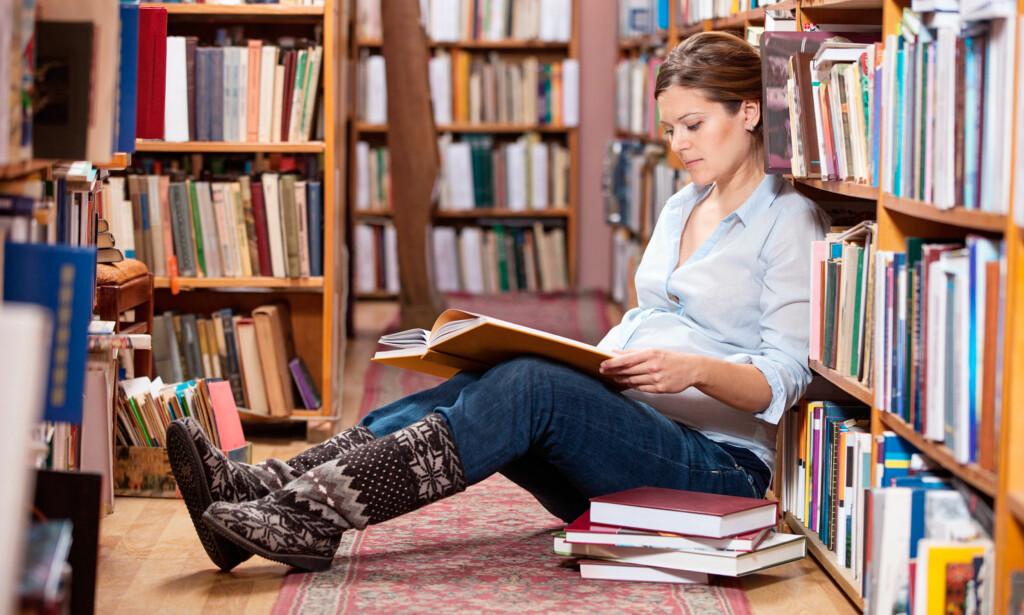 FREMMEDORD? Her er lista du trenger. Foto: NTB Scanpix / Shutterstock