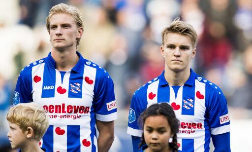 image: Heerenveen fortviler: - Jeg prøvde å overtale Martin Ødegaard