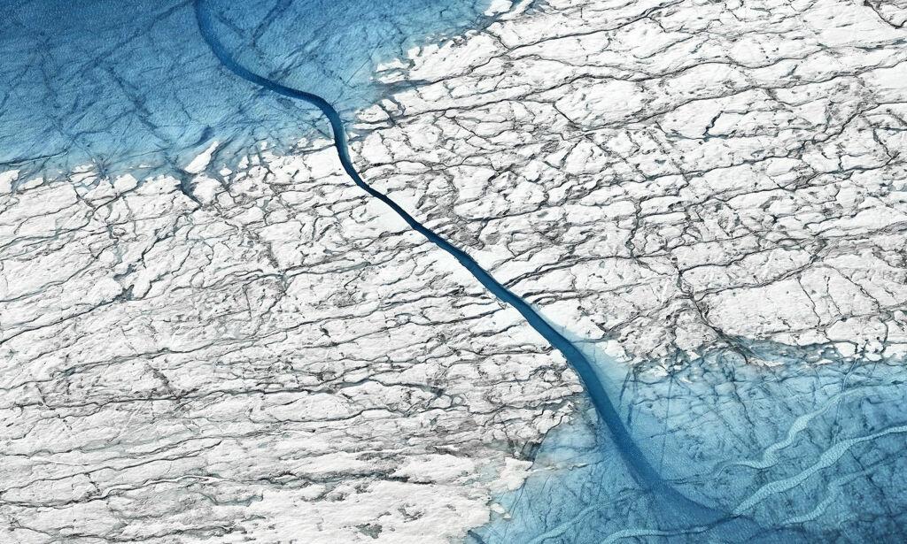 image: Forskere skremmes av sjokkfunn i Arktis