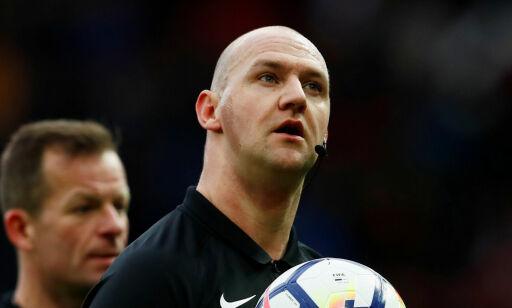 image: Tidligere Premier League-dommer får dømme i Norge