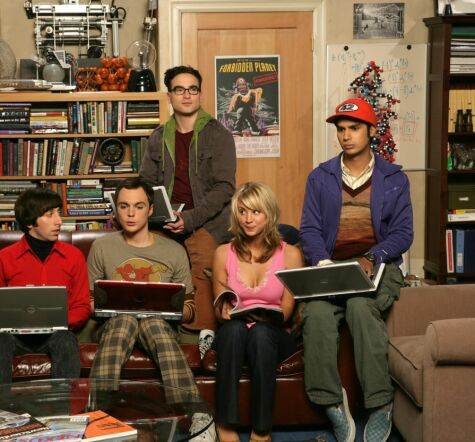 Slutt for «The Big Bang Theory»